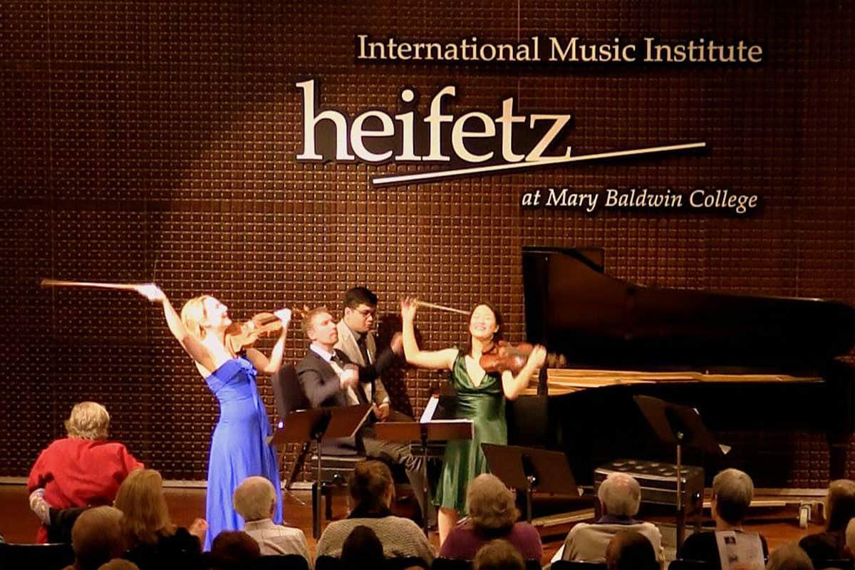 Heifetz International Music Institute